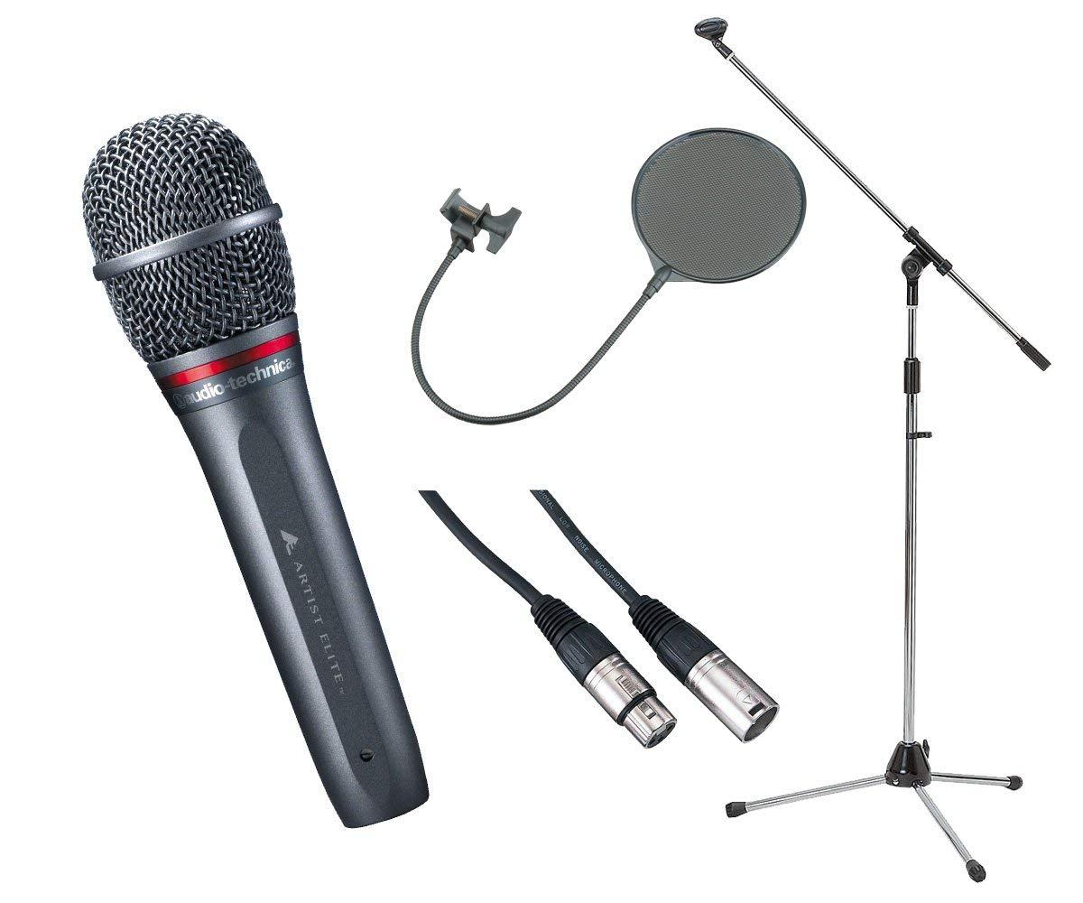 audio-technica / AE4100 【豪華3点セット!】 ダイナミックマイク