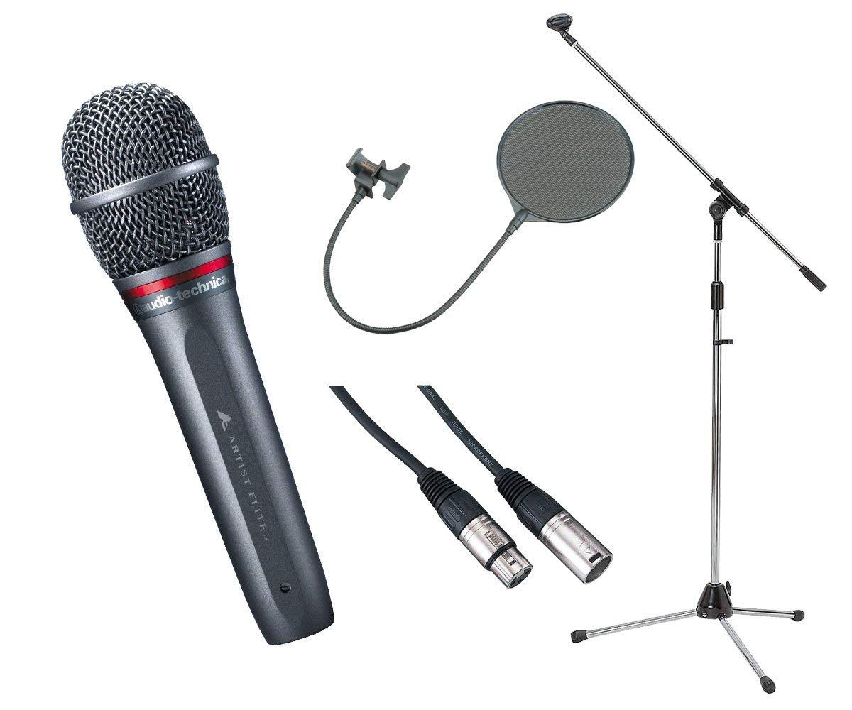 audio-technica / AE6100 【豪華3点セット!】 ダイナミックマイク