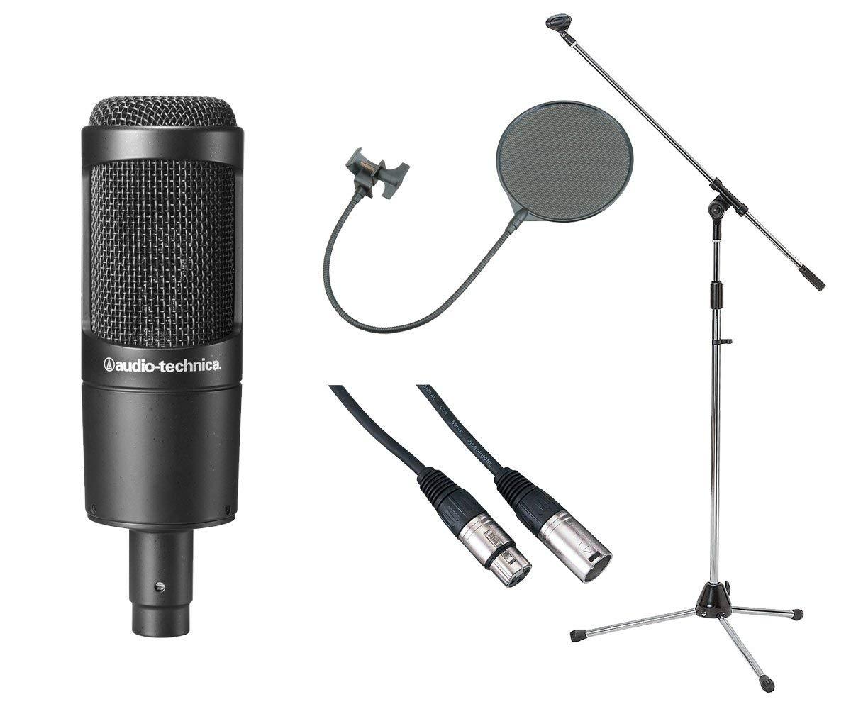 audio-technica / AT2035 【豪華3点セット!】 コンデンサーマイク