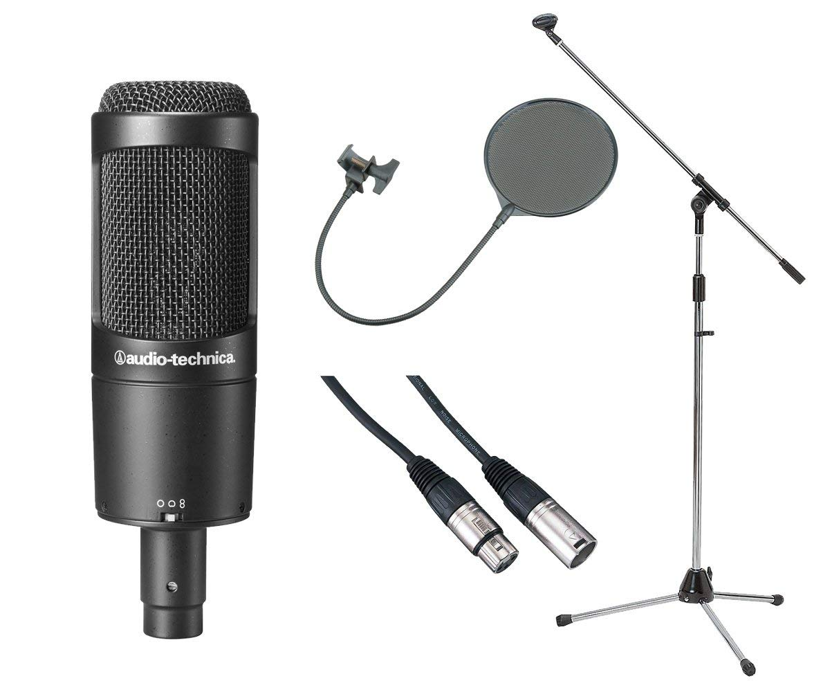 audio-technica / AT2050 【豪華3点セット!】 コンデンサーマイク
