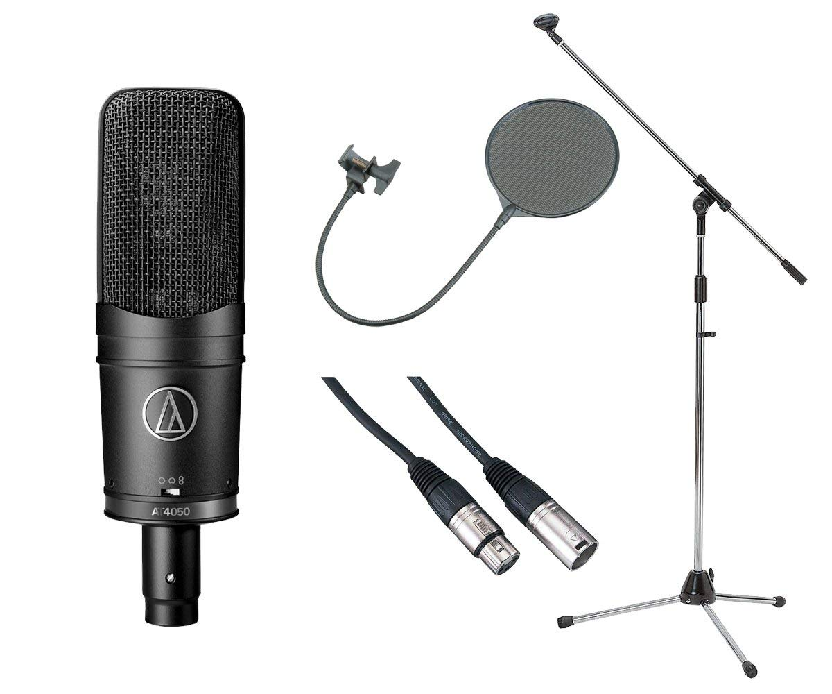 audio-technica / AT4050 【豪華3点セット!】 コンデンサーマイク