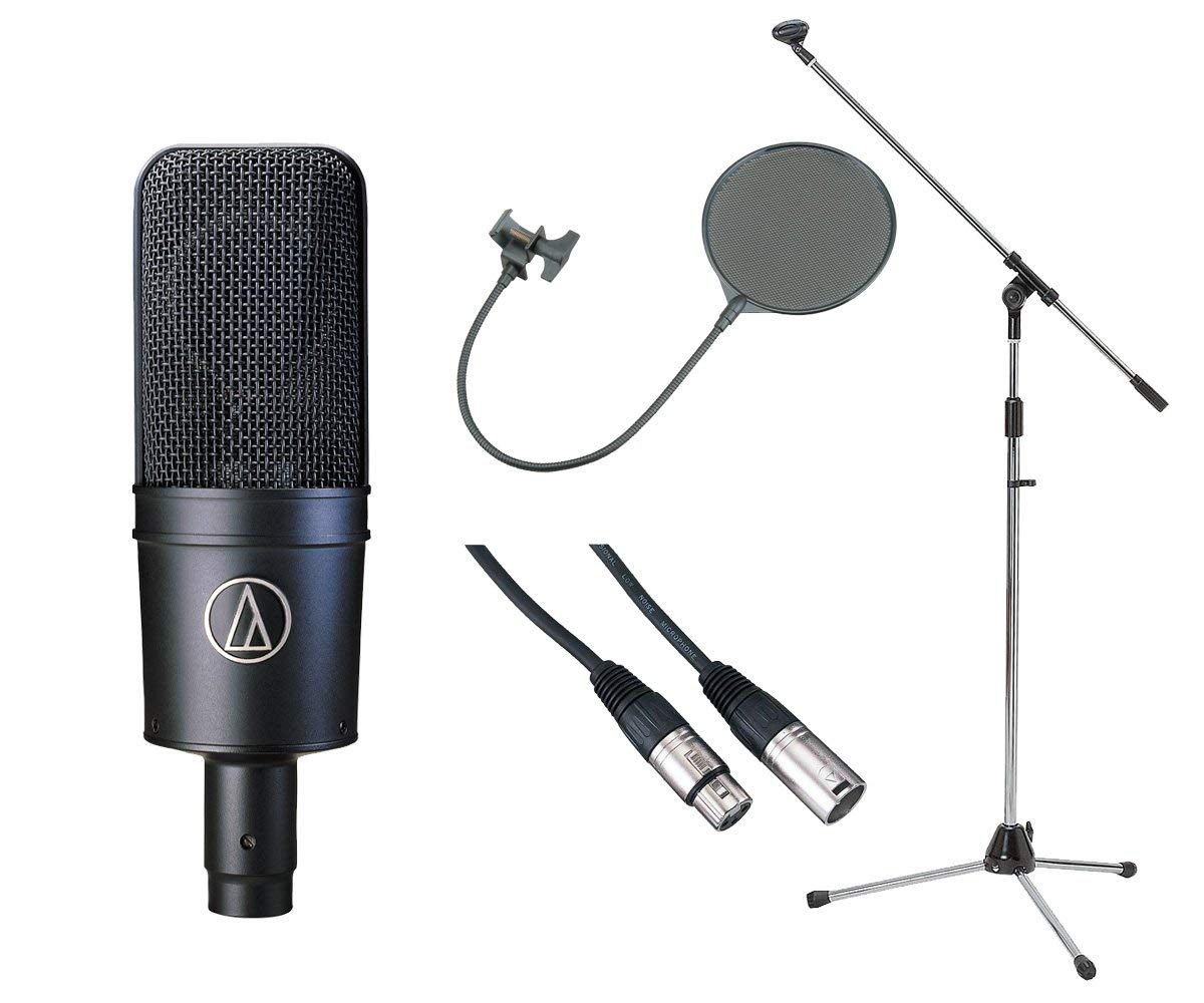 audio-technica / AT4033a 【豪華3点セット!】 コンデンサーマイク