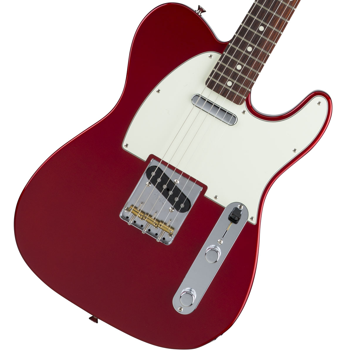 Fender / Made in Japan Hybrid 60s Telecaster Candy Apple Red《カスタムショップのお手入れ用品を進呈/+671038200》