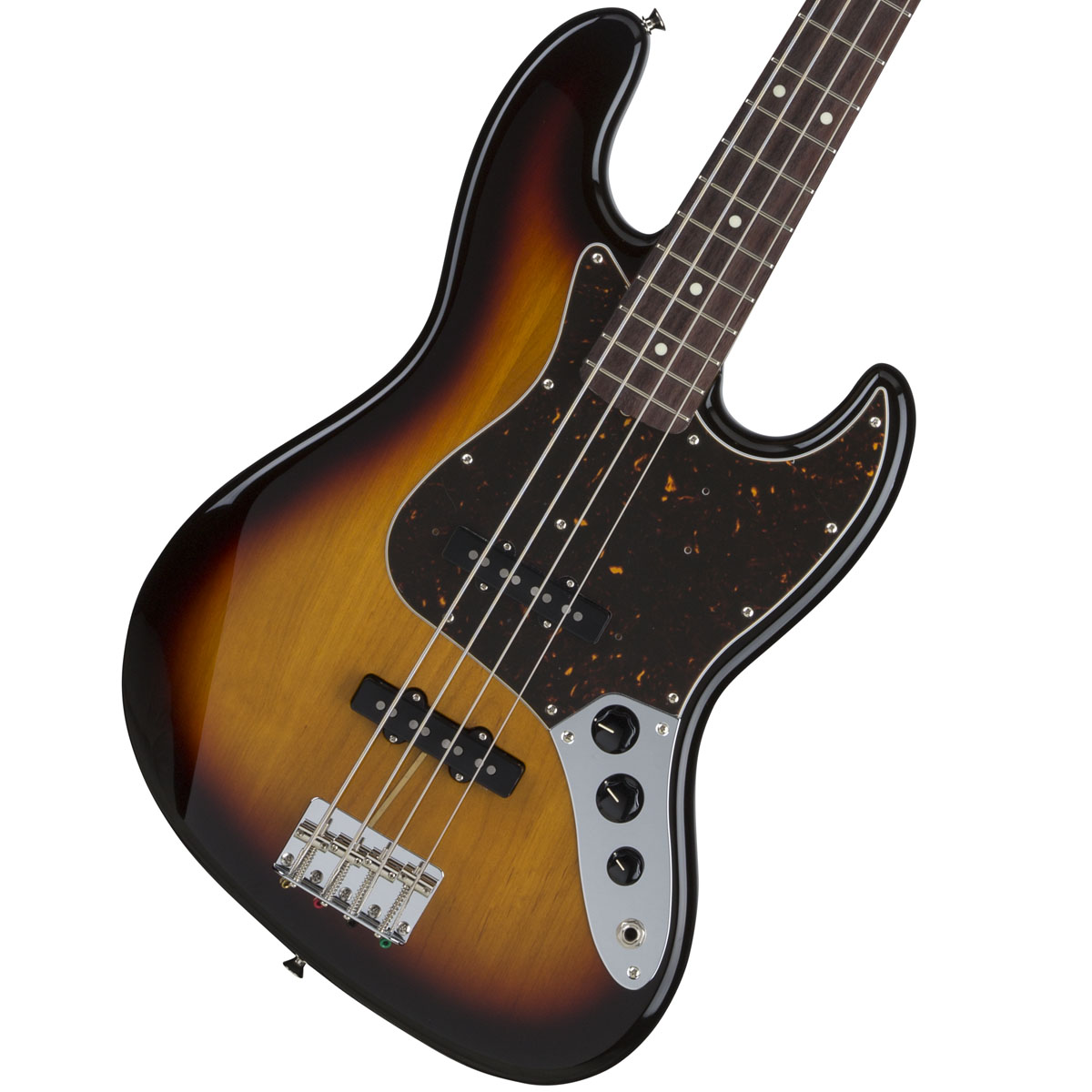 Fender / Made in Japan Hybrid 60s Jazz Bass 3 Color Sunburst《FENDERケアキットプレゼント/+671038200》《ベース弦1setプレゼント!/+811131900》【YRK】