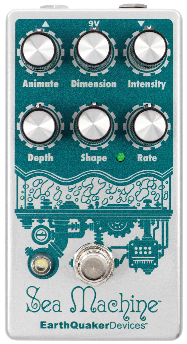 EarthQuaker Devices / Sea Machine コーラス