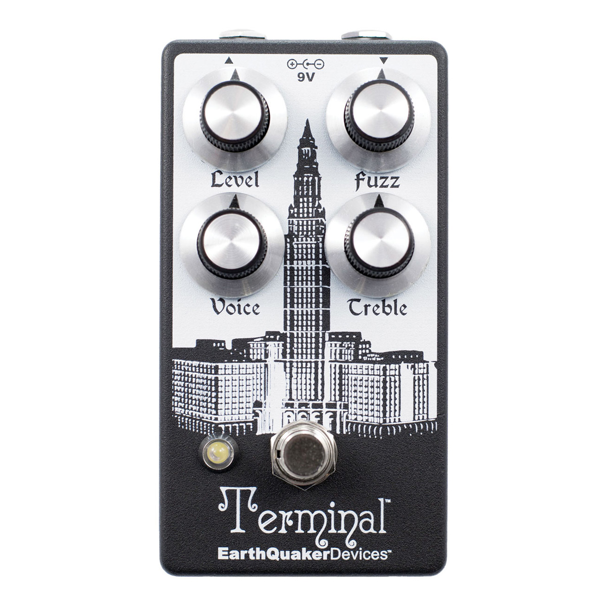 EarthQuaker Devices / Terminal ファズ