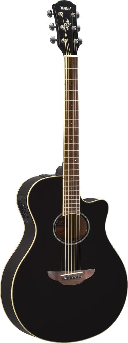 【在庫有り】 YAMAHA / APX600 BL (Black) 【薄胴エレアコ】 ヤマハ アコースティックギター アコギ エレアコ APX-600BL 《ソフトケース付属/+811175900》【YRK】《+811182000》