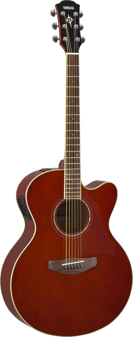 YAMAHA / CPX600 RTB(Root Beer)ヤマハ アコースティックギター エレアコ アコギ CPX-600RTB 《ソフトケース付属/+811022700》【YRK】