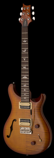 Paul Reed Smith (PRS) / SE Custom 22 Semi Hollow Tremolo Vintage Sunburst (VS) ポールリードスミス【2018 NEW MODEL】【お取り寄せ商品】