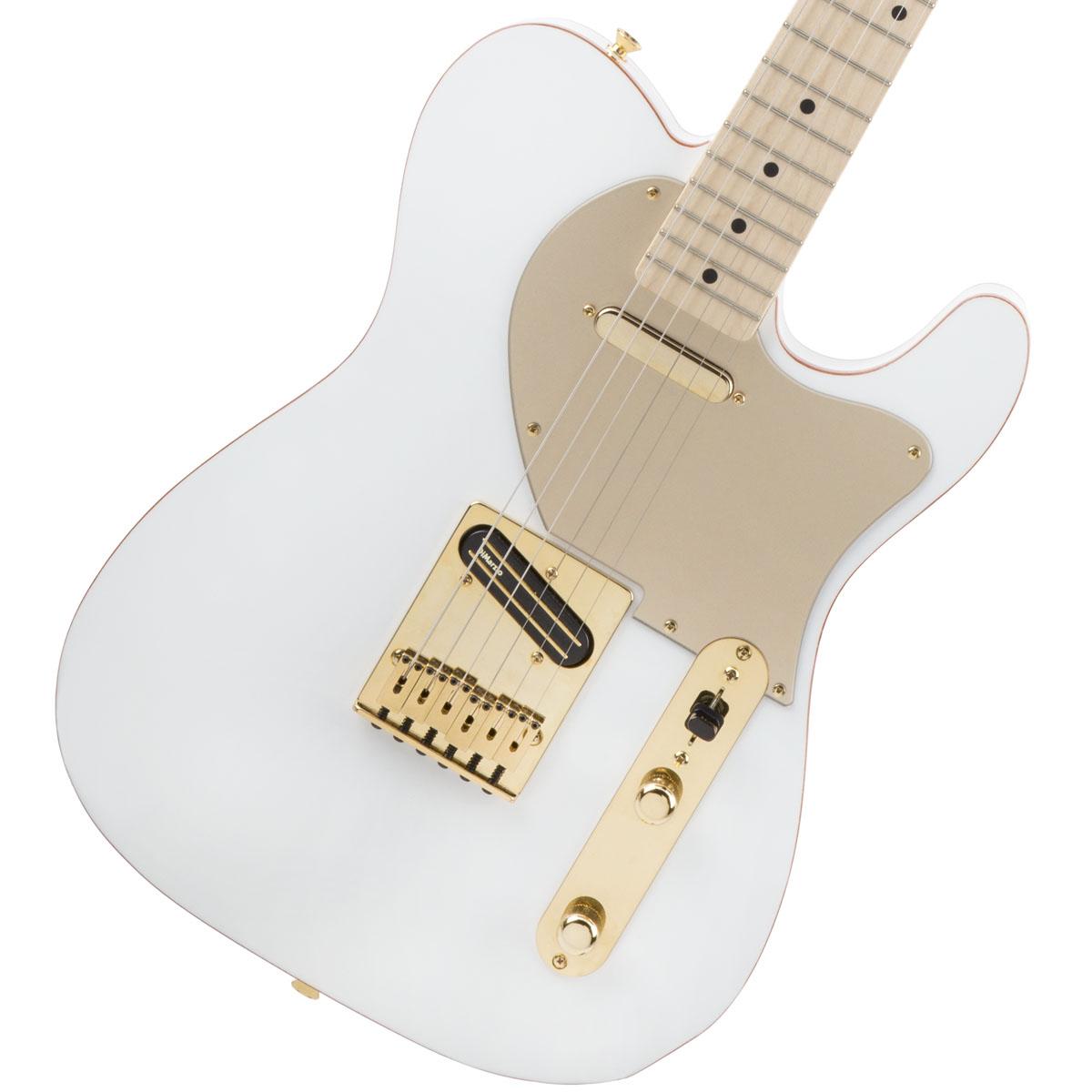 Fender/ Arctic/ HARUNA TELECASTER Arctic White 《カスタムショップのお手入れ用品を進呈 White/+671038200》【YRK】, ブランドショップ ラッシュモール:5ee48abf --- rodebyjakt.se