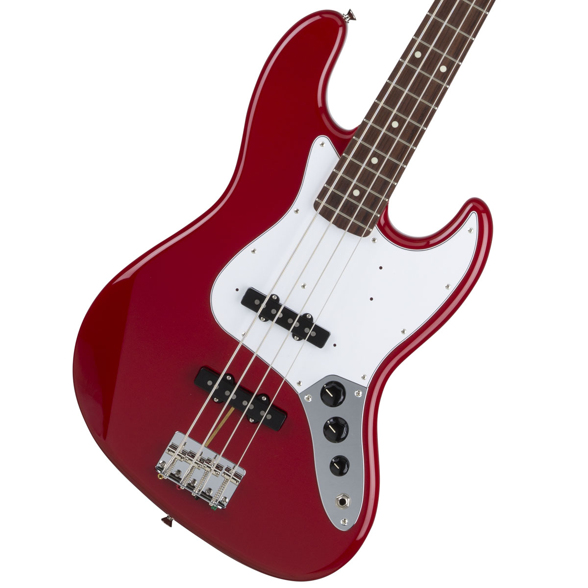 Fender / Made in Japan Hybrid 60s Jazz Bass Torino Red 《FENDERケアキットプレゼント/+671038200》《ベース弦1setプレゼント!/+811131900》