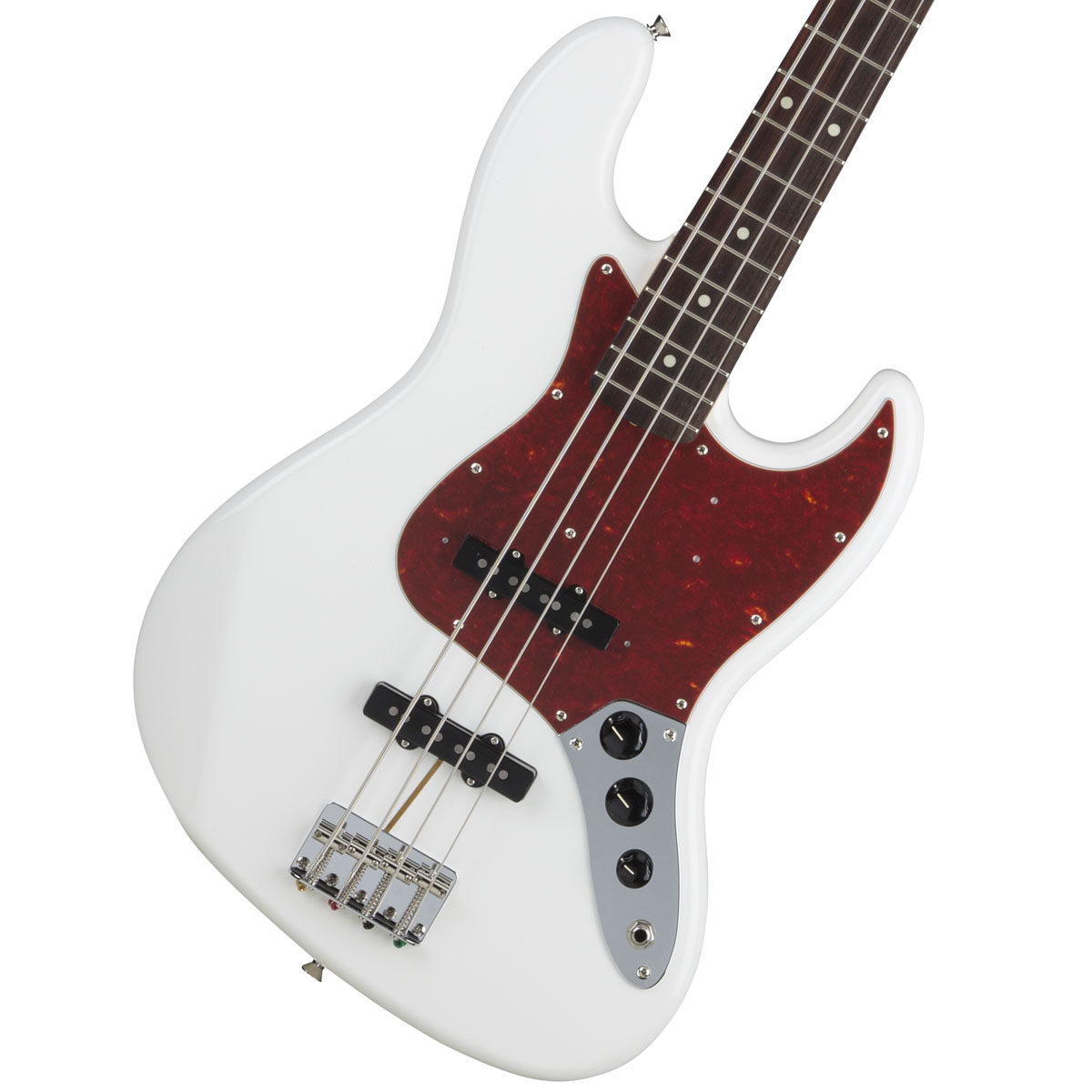 Fender / Made in Japan Hybrid 60s Jazz Bass Arctic White 【YRK】