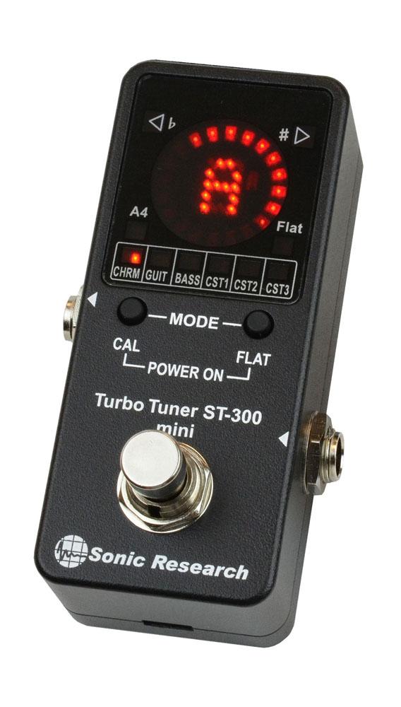 Sonic Research / ST-300 mini Turbo Tuner ソニックリサーチ チューナー【お取り寄せ商品】