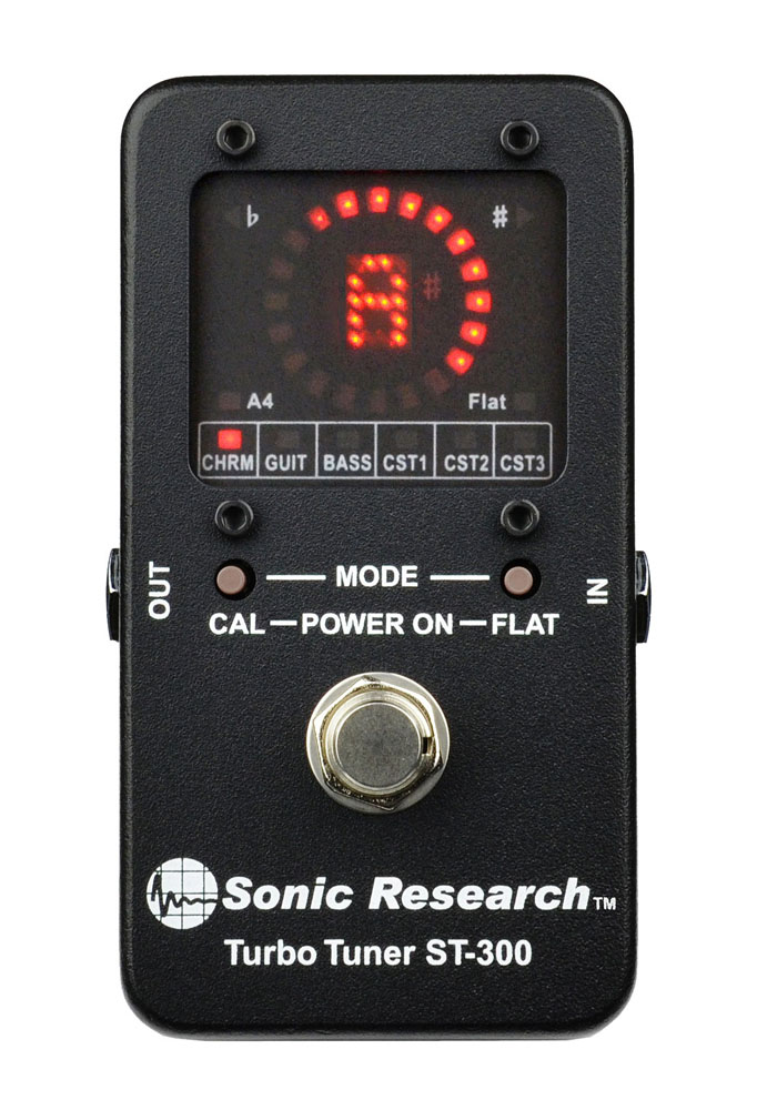 SONIC RESEARCH / ST-300 Turbo Tuner ソニックリサーチ チューナー 【お取り寄せ商品】