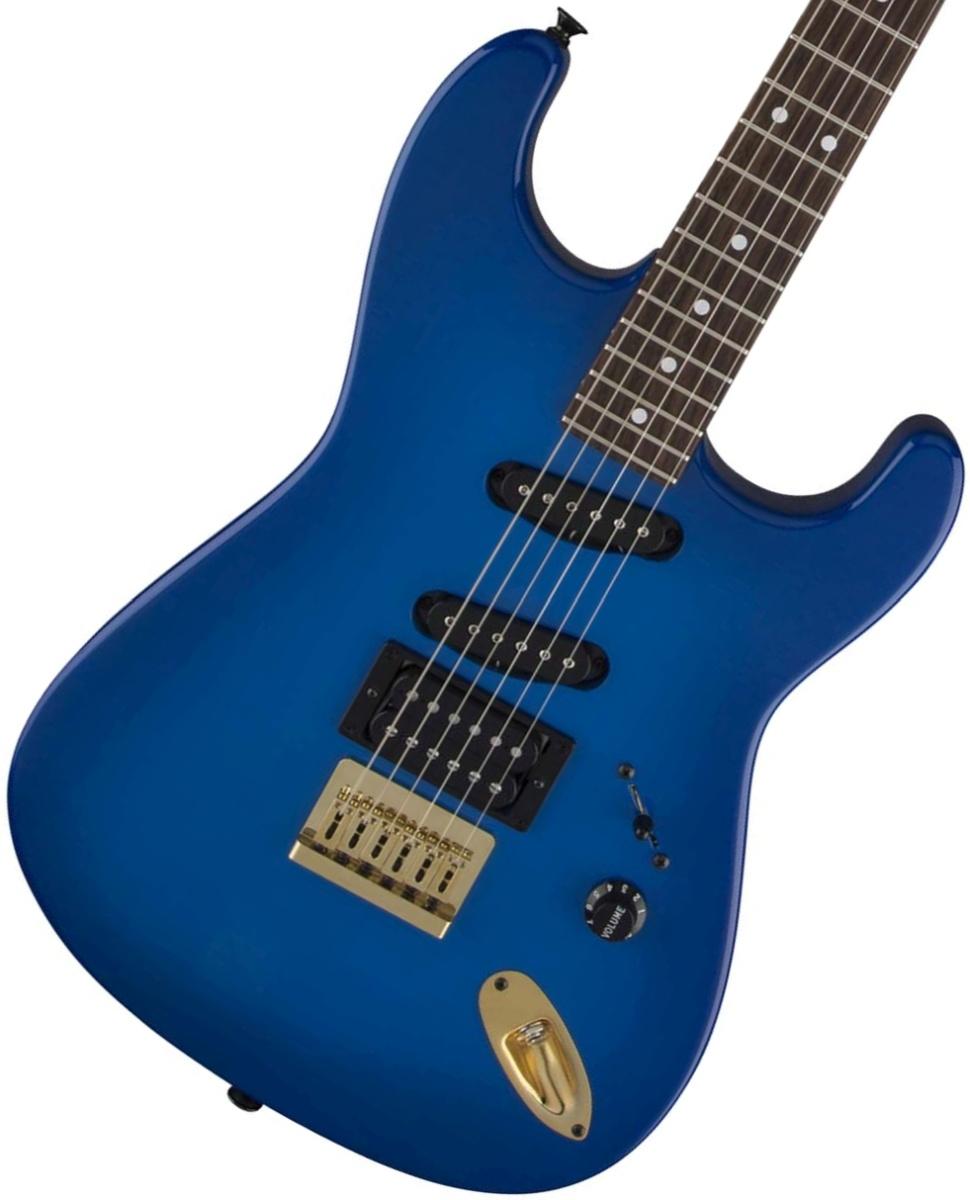 Charvel / USA Custom Shop Artist Series Jake E. Lee Signature Blue Burst シャーベル【お取り寄せ商品】