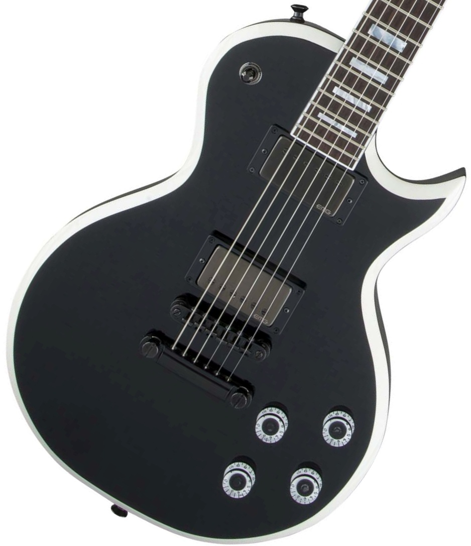 Jackson / USA Signature Marty Friedman MF-1 Gloss Black with White Bevel ジャクソン【お取り寄せ商品】