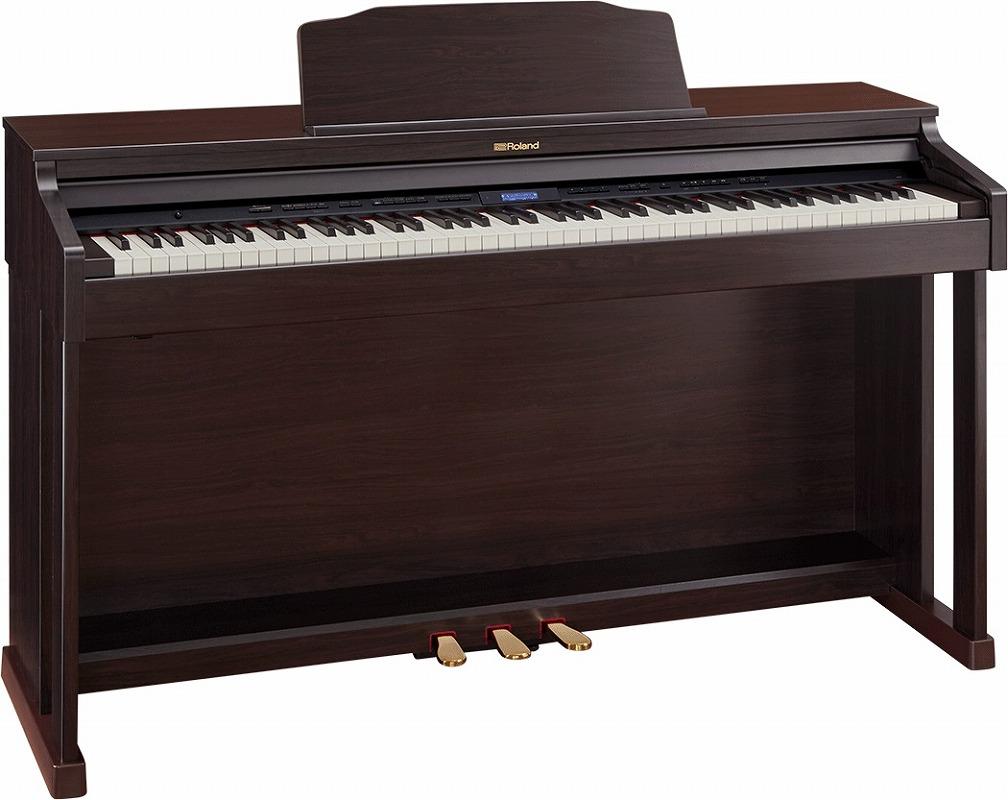Roland / HP601 CRS クラシックローズウッド調仕上げ 電子ピアノ(HP-601)(HP601-CRS)【全国組立設置無料】【代引き不可】【YRK】【PTNB】
