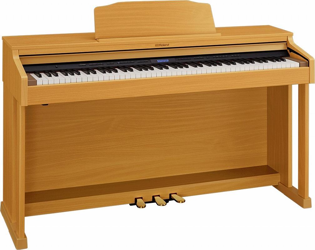 Roland / HP601 NBS ナチュラルビーチ調仕上げ 電子ピアノ(HP-601)(HP601-NBS)【全国組立設置無料】【代引き不可】【YRK】【PTNB】