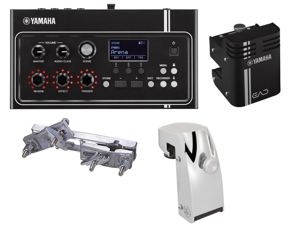 YAMAHA / EAD10 スネア用トリガーとスタンド取り付け用アタッチメントセット【YRK】