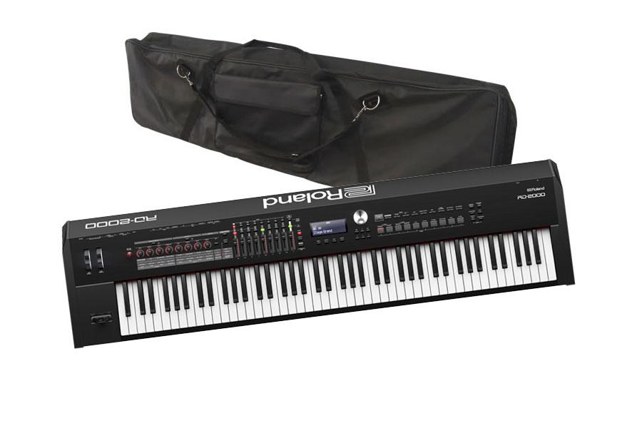 Roland ローランド / RD-2000 【ケースセット!】 Stage Piano ステージ・ピアノ【YRK】【PTNB】