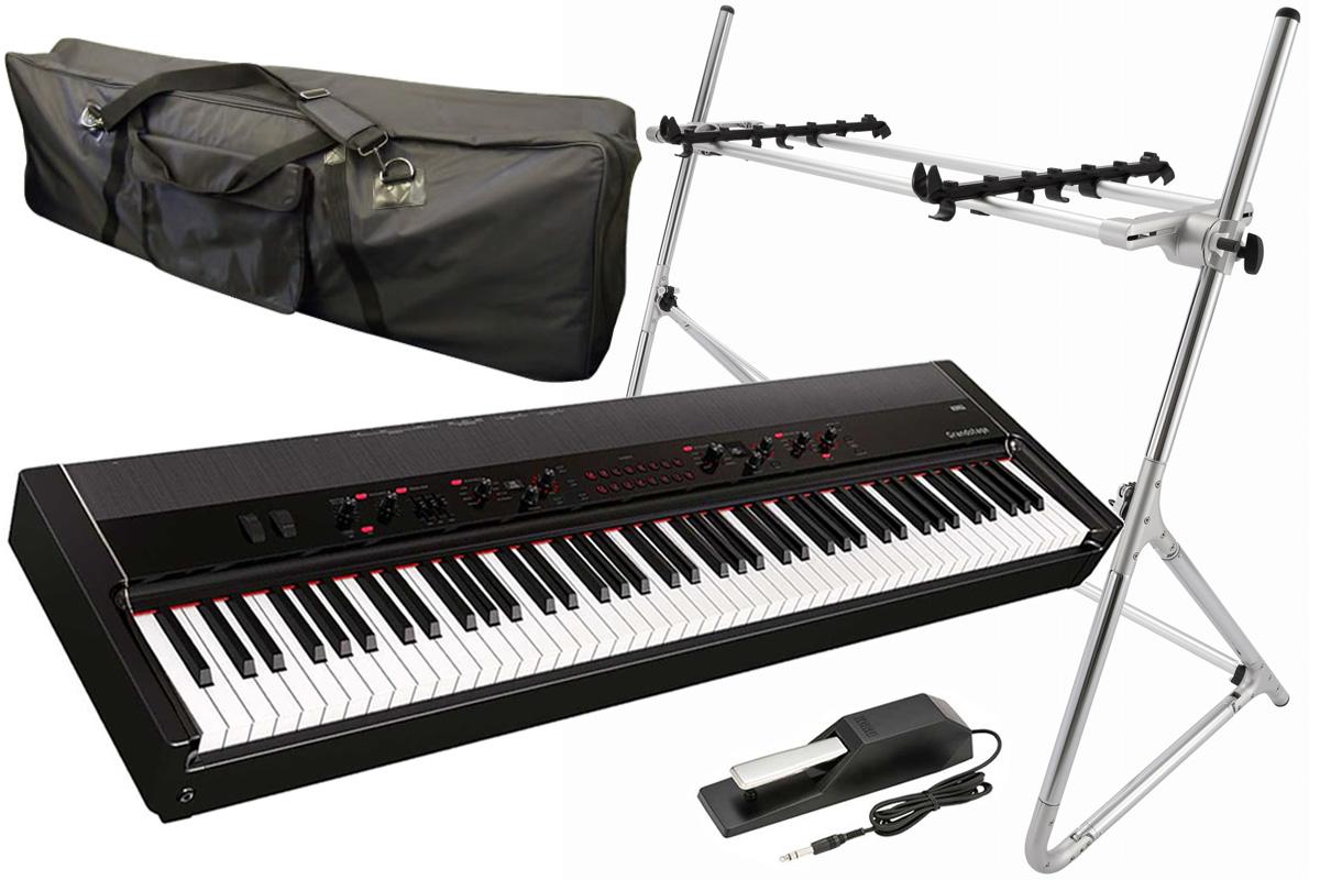 KORG コルグ / Grandstage (GS1-88) 88鍵 【ケースセット】 ステージ・ピアノ【YRK】