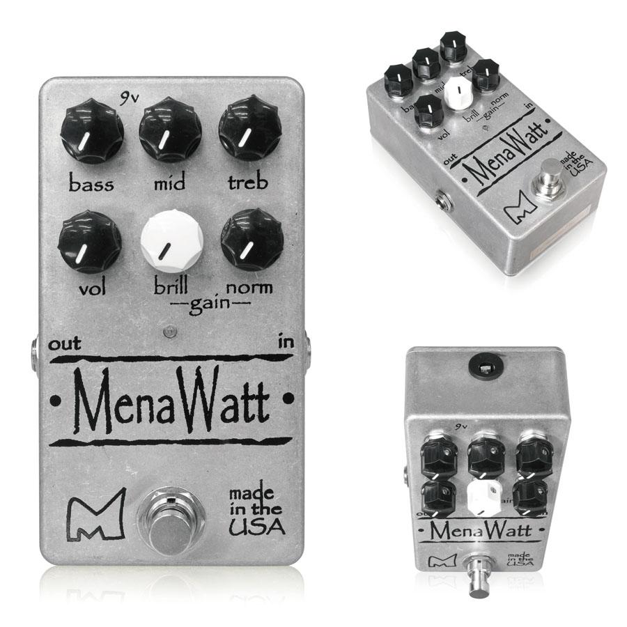 Menatone / Menawatt オーバードライブ 【お取り寄せ商品】