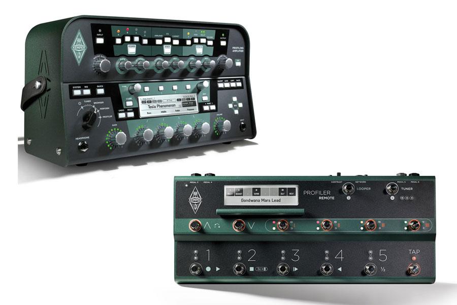 Kemper / Profiling Amp Black + Profiler Remote セット【YRK】