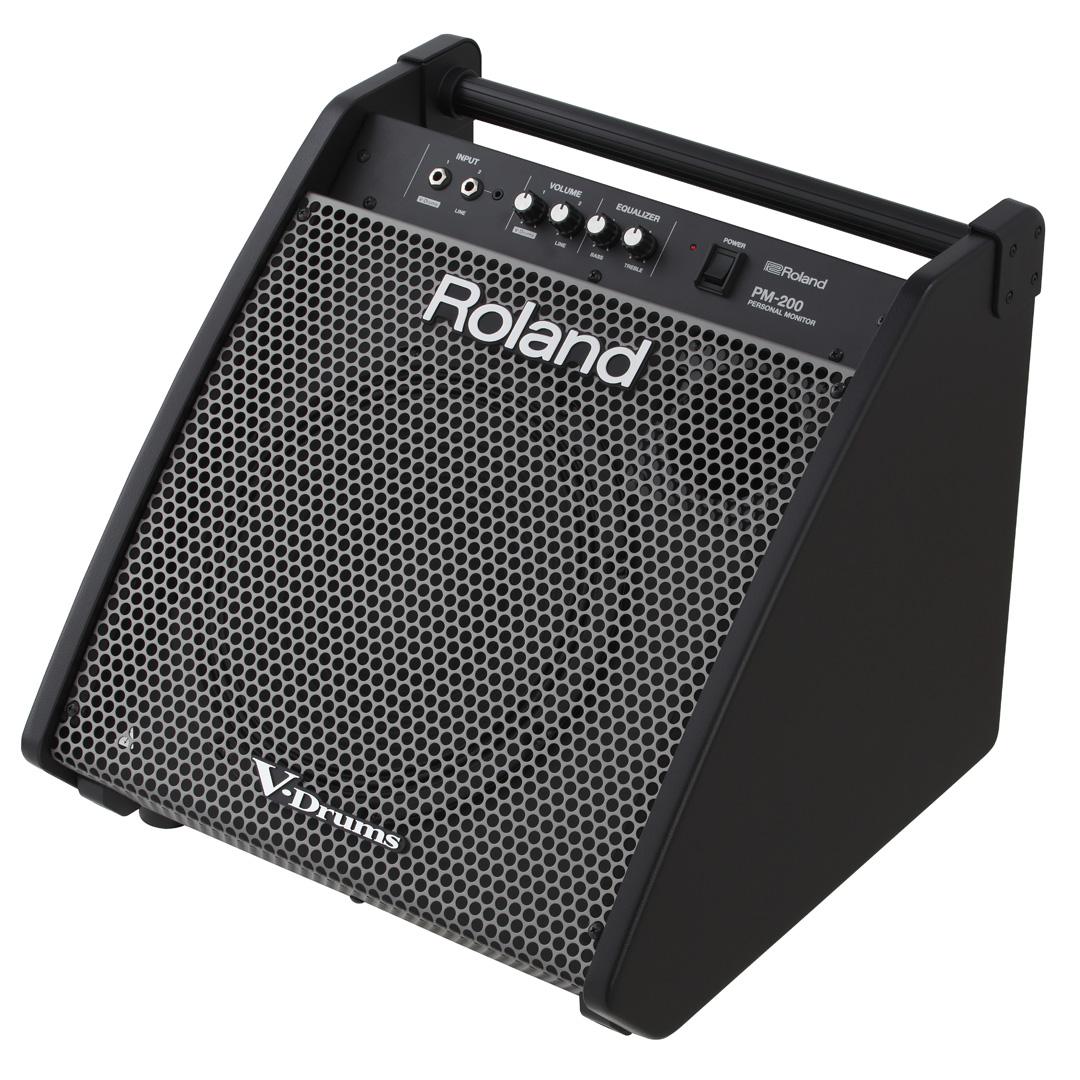 Roland 電子ドラム用モニタースピーカー PM-200【YRK】