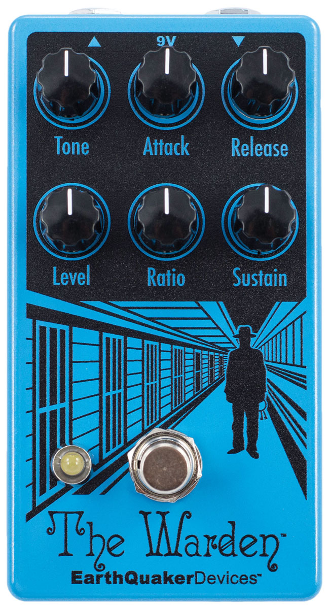Earthquaker Devices / The Warden コンプレッサー