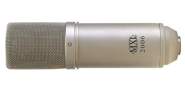 MXL エムエックスエル / MXL2006 コンデンサーマイク【お取り寄せ商品】