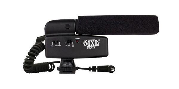 MXL エムエックスエル / FR-310 ビデオカメラ用マイク【お取り寄せ商品】