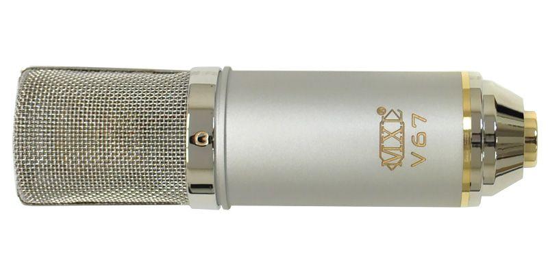 MXL エムエックスエル / V67G-HE コンデンサーマイク【お取り寄せ商品】