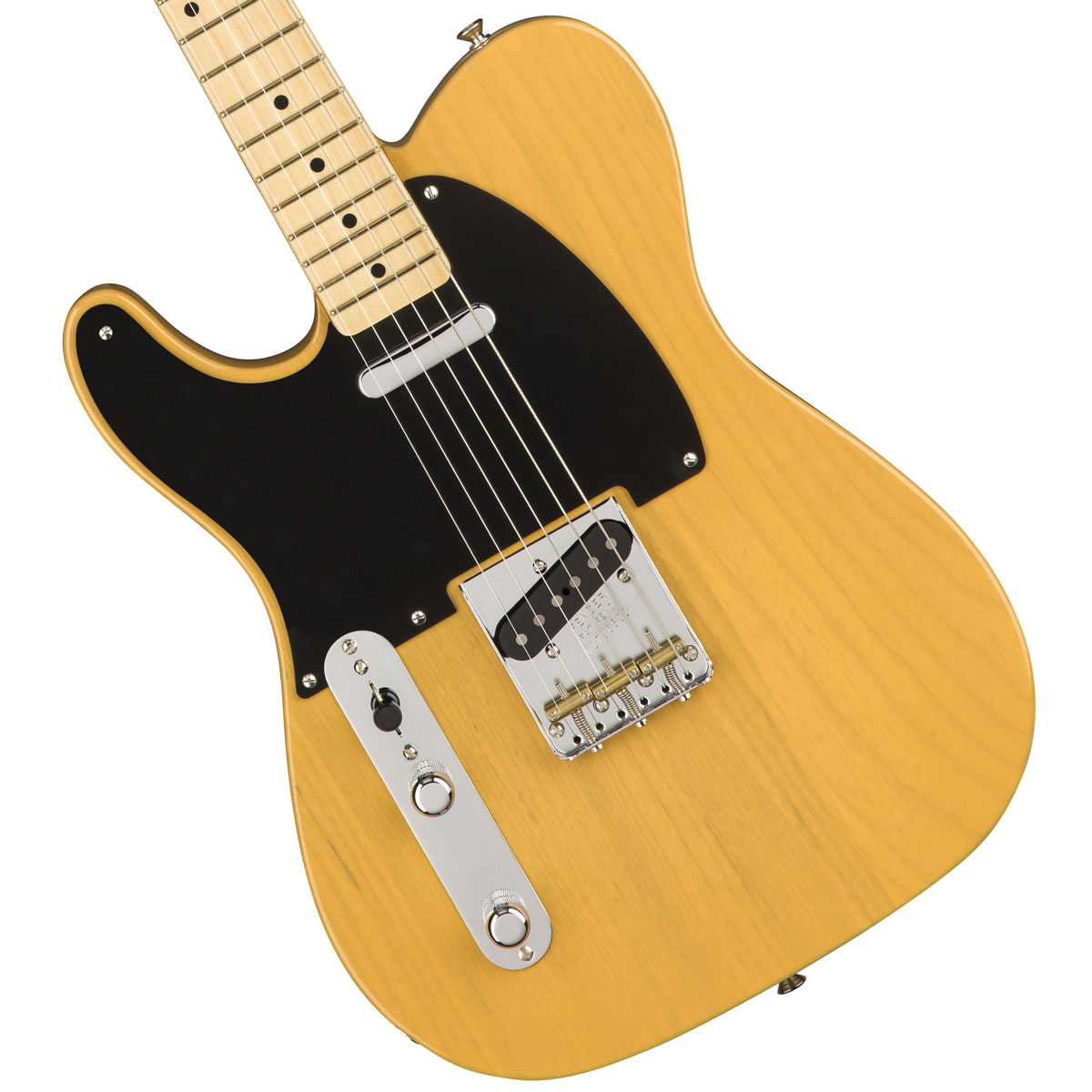 Fender USA / American Original 50s Telecaster Butterscotch Blonde Lefty (Left Hand LH) 《カスタムショップのお手入れ用品を進呈/+671038200》《フェンダー純正グッズを進呈/+79083》