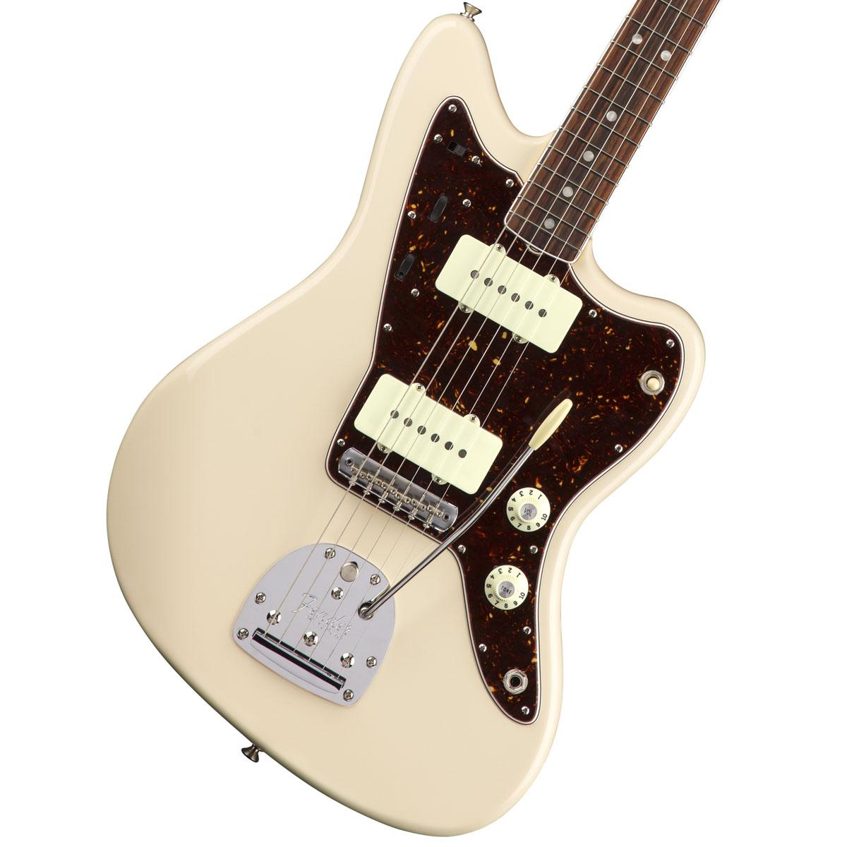 Fender USA / American Original 60s Jazzmaster Olympic White 《カスタムショップのお手入れ用品を進呈/+671038200》《フェンダー純正グッズを進呈/+79083》