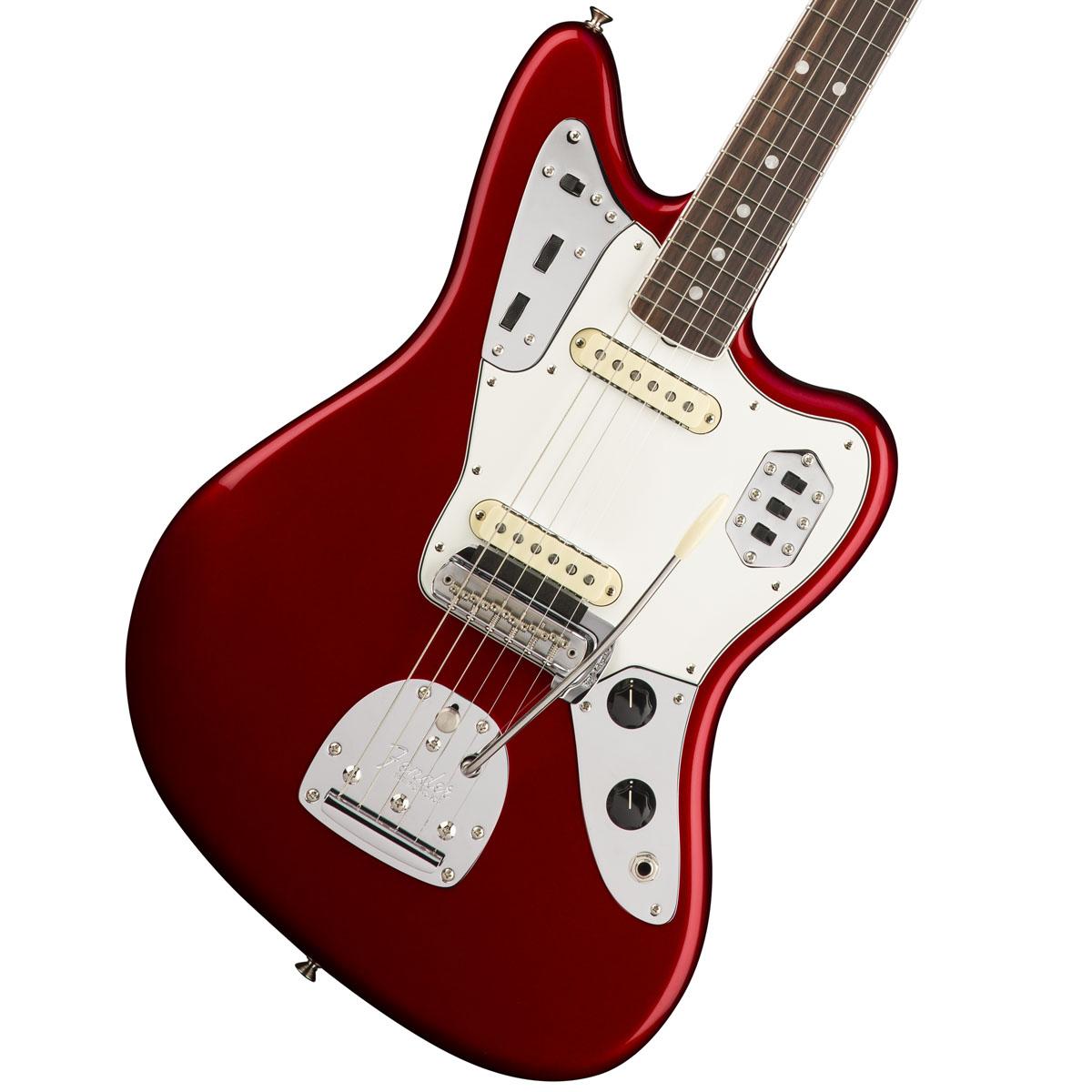 Fender USA / American Original 60s Jaguar Candy Apple Red 《カスタムショップのお手入れ用品を進呈/+671038200》《フェンダー純正グッズを進呈/+79083》