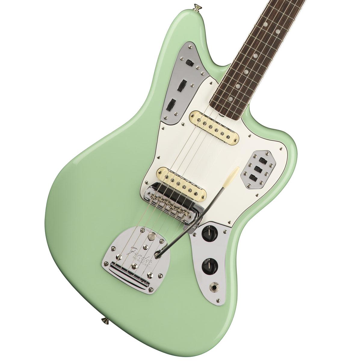 Fender USA / American Original 60s Jaguar Surf Green 《カスタムショップのお手入れ用品を進呈/+671038200》《フェンダー純正グッズを進呈/+79083》