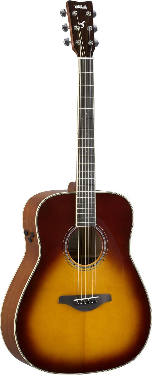 YAMAHA / FG-TA Brown Sunburst (BS) ヤマハ アコースティックギター FGTA 【Trans Acoustic】《+811177100》【YRK】