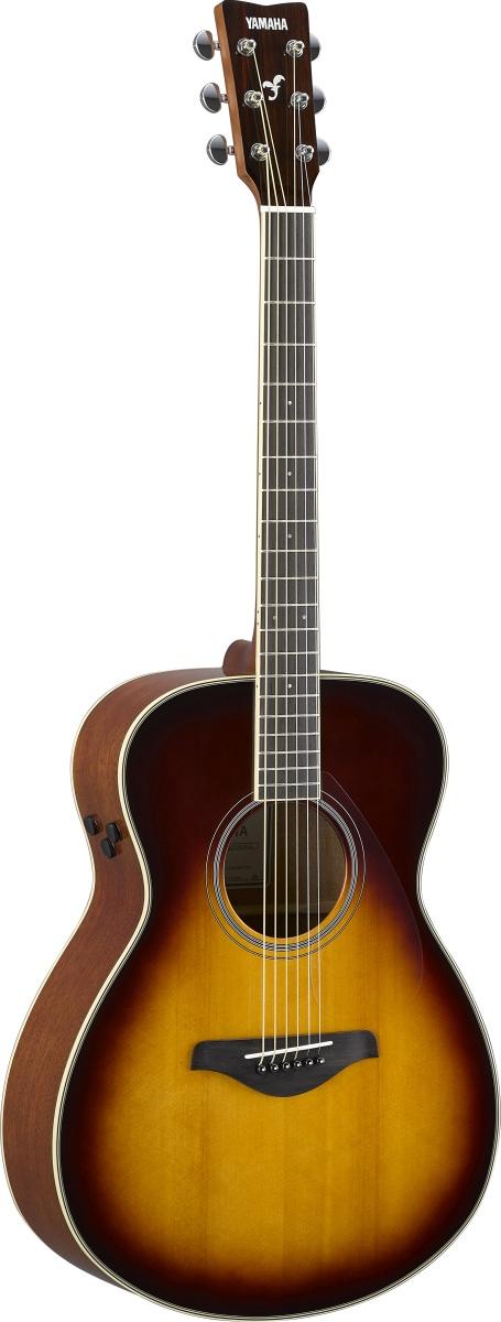 YAMAHA / FS-TA Brown Sunburst (BS) ヤマハ アコースティックギター FSTA 【Trans Acoustic】《+811022800》【YRK】