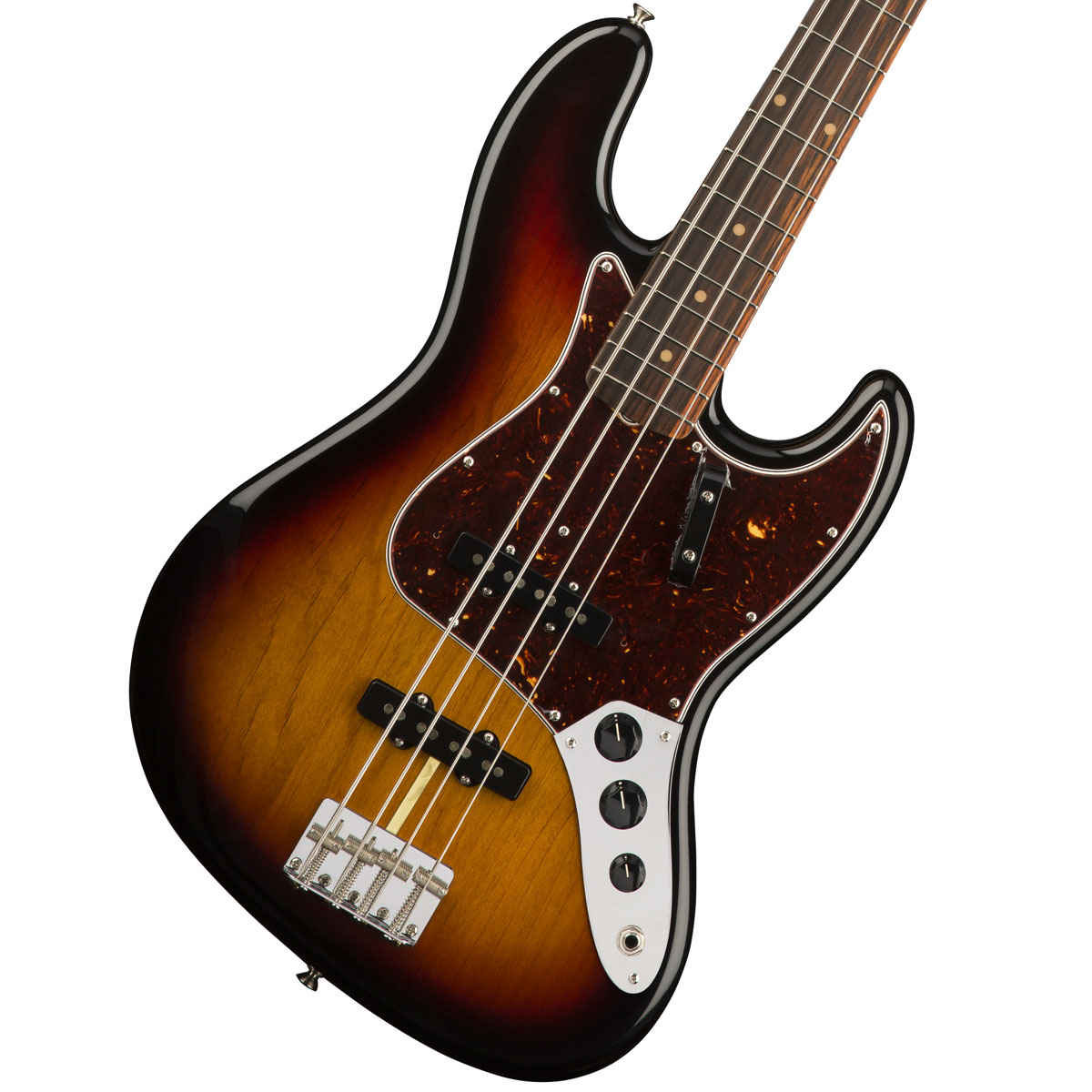 Fender USA / American Original 60s Jazz Bass 3 Color Sunburst《フェンダー純正グッズを進呈/+79083》