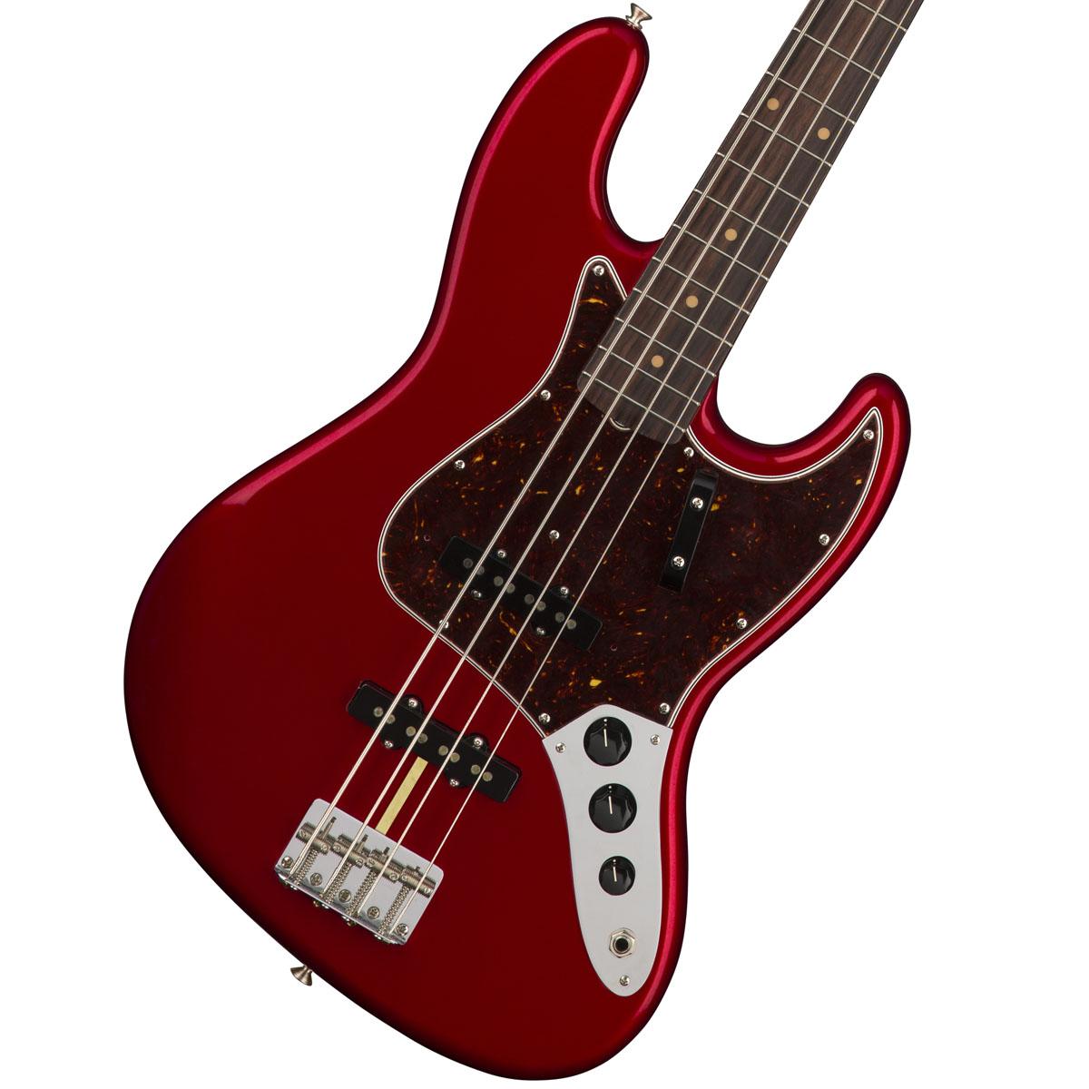 Fender USA / American Original 60s Jazz Bass Candy Apple Red【YRK】
