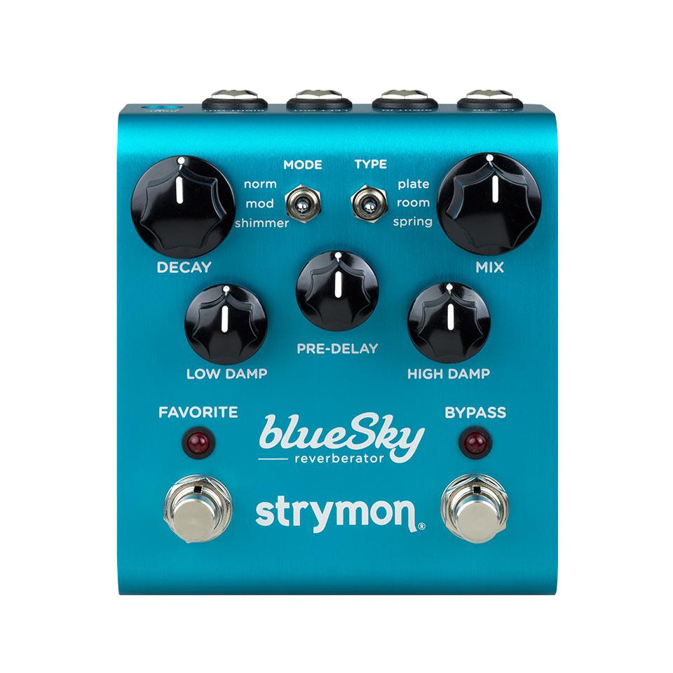 【タイムセール:7月2日12時まで】Strymon / blueSky Reverb