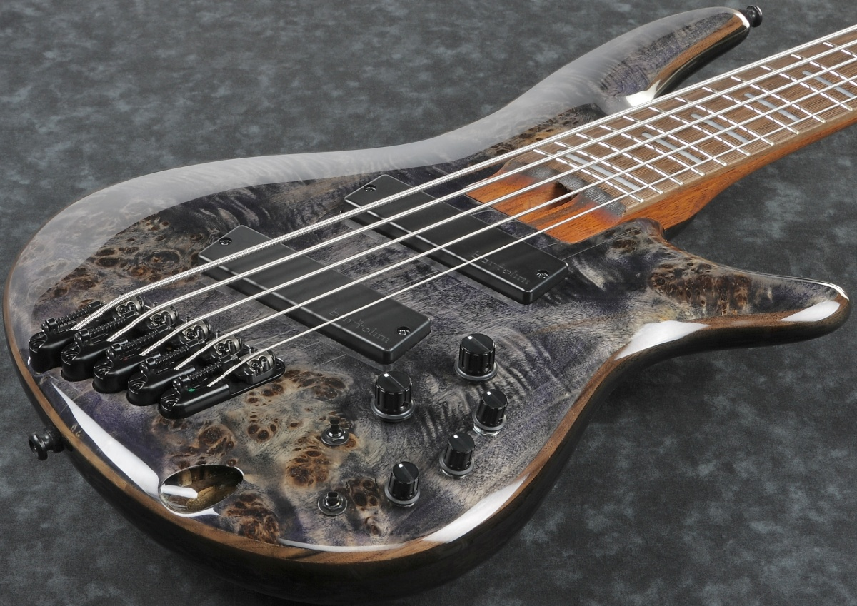 Ibanez / SRMS805-DTW (Deep Twilight) アイバニーズ【5弦ベース】《お取り寄せ商品》