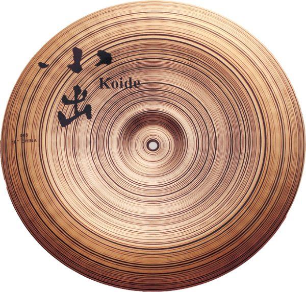 小出シンバル /503-18 CHINA【チャイナシンバル】【18インチ】【お取り寄せ商品】