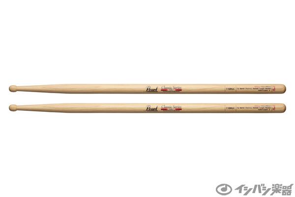 Pearl パール / 110HLC Classic Series 14.5 x 408mm Hickory ドラムスティック ヒッコリー