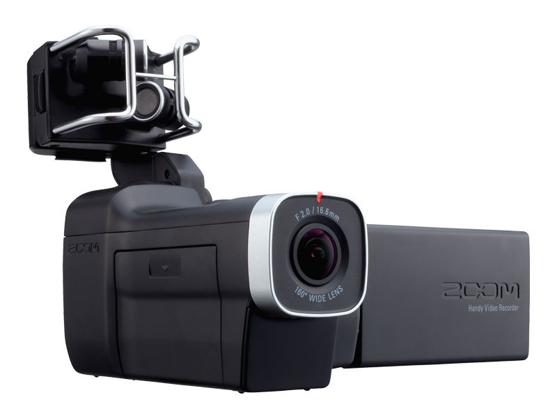 ZOOM ズーム / Q8 Handy Video Recorder