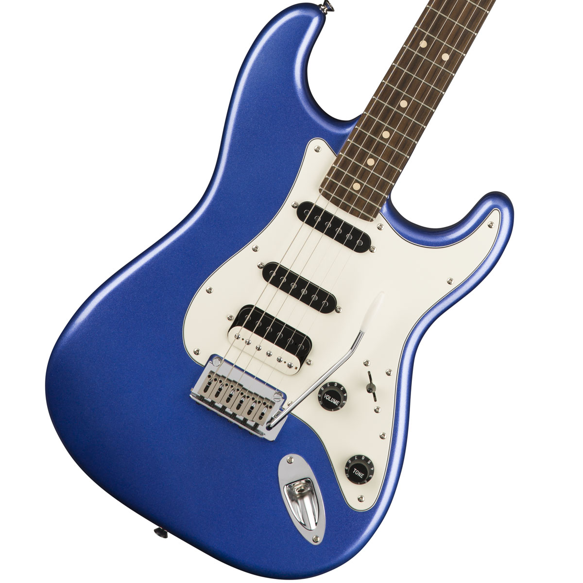Squier by Fender / Contemporary Stratocaster HSS Ocean Blue Metallic Rosewood