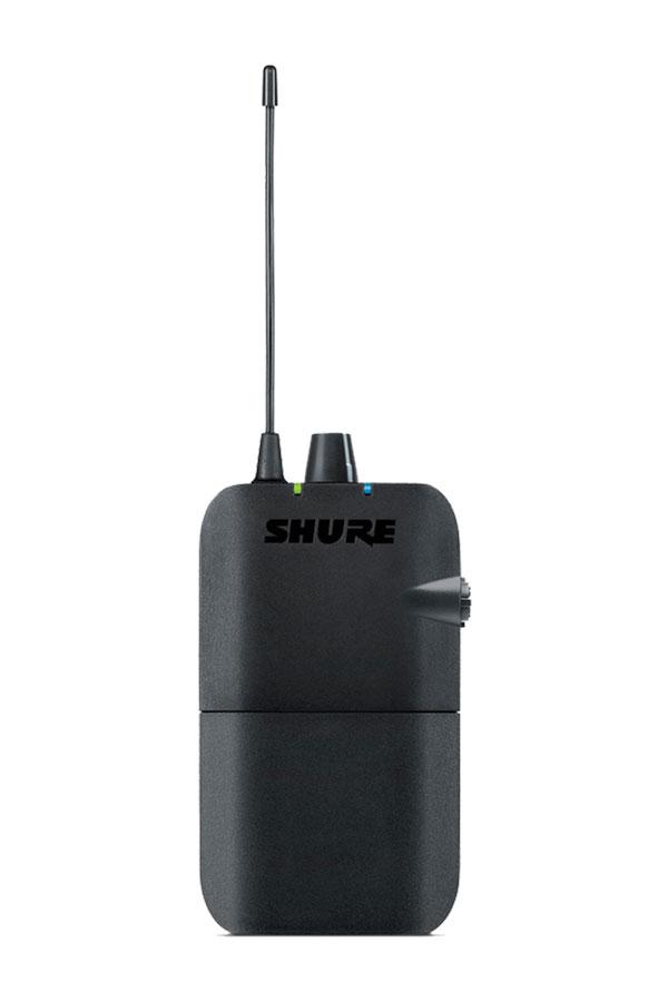 SHURE シュアー / P3R PSM 300 ワイヤレスステレオモニターシステム受信機【お取り寄せ商品】