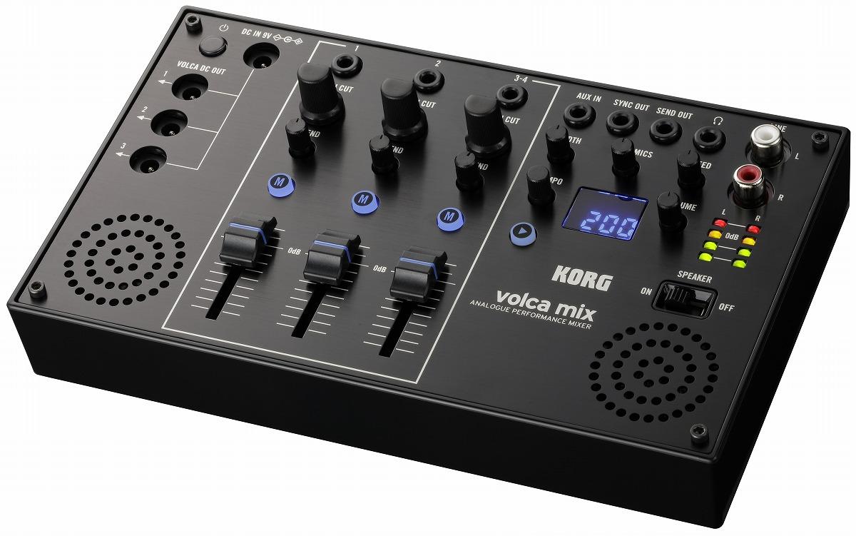 KORG コルグ / volca mix 4チャンネルミキサー