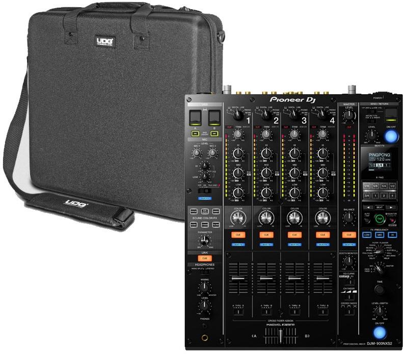 / 【UDGハードケースセット!】 Pioneer プロフェッショナルDJミキサー DJM-900NXS2 パイオニア
