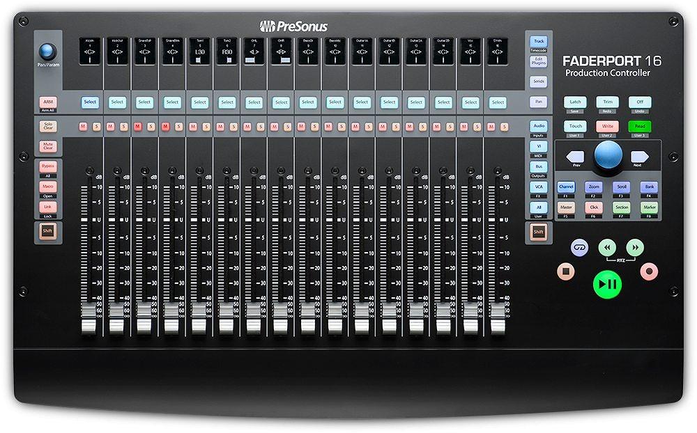 PreSonus プリソナス / FaderPort 16 DAWコントローラー